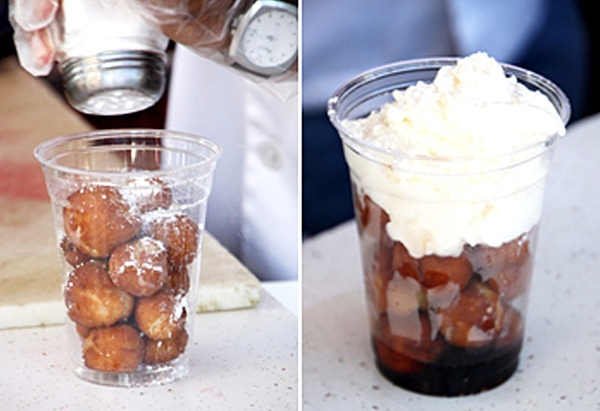 Deep Fried Coke at the State Fair of Texas // via Oprah.com