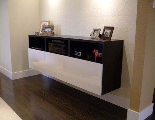 flickr finds ikea wall console