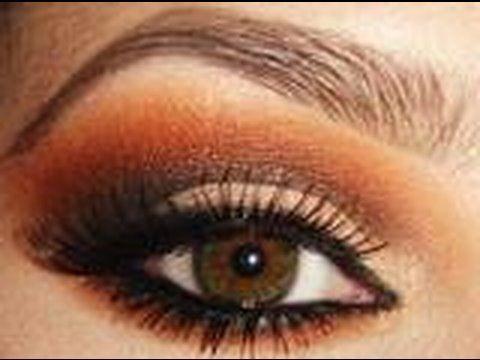 Orange Crush  #eye makeup
