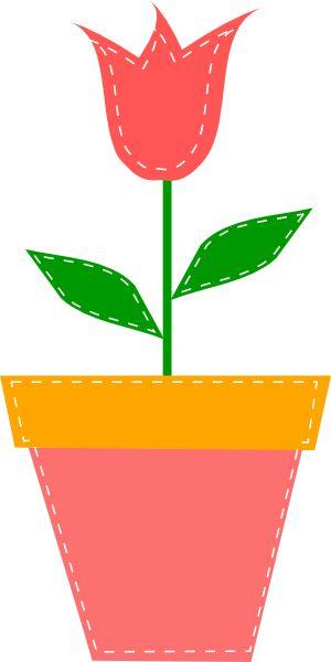 flower pots clip art - Google Search | Clipart | Pinterest
