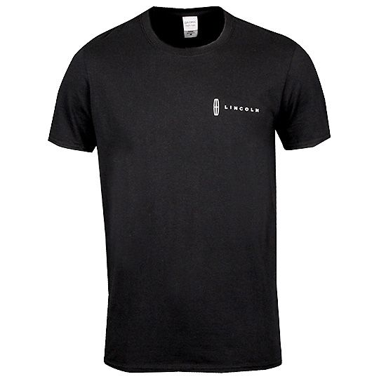 Lincoln Black T Shirt Ford Lincoln Amp Mazda Apparel
