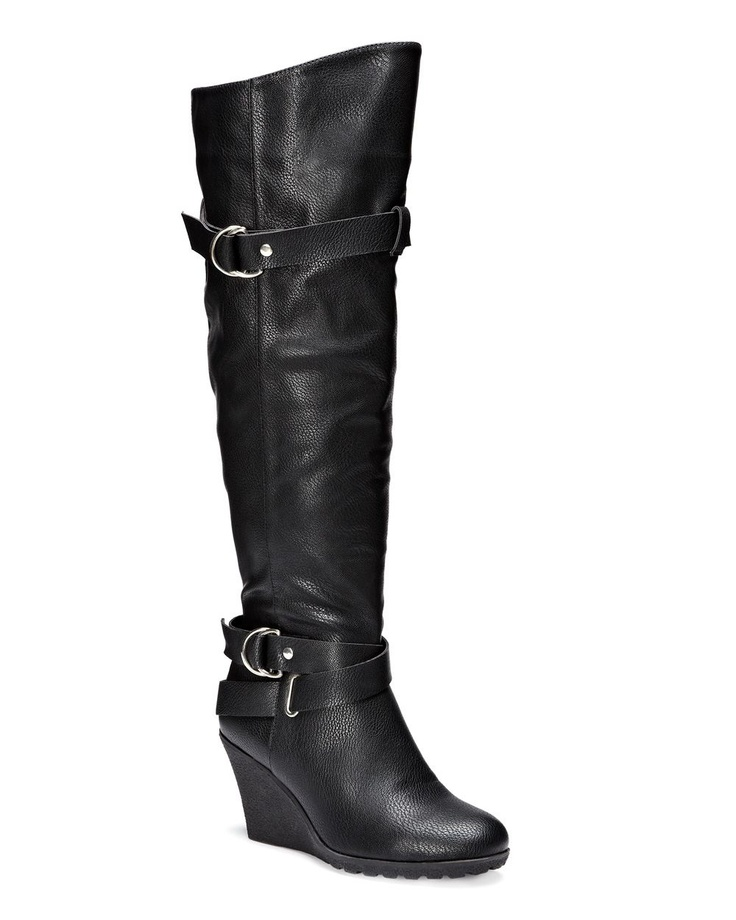 high wedge boots wide calf wide width wide width shoes
