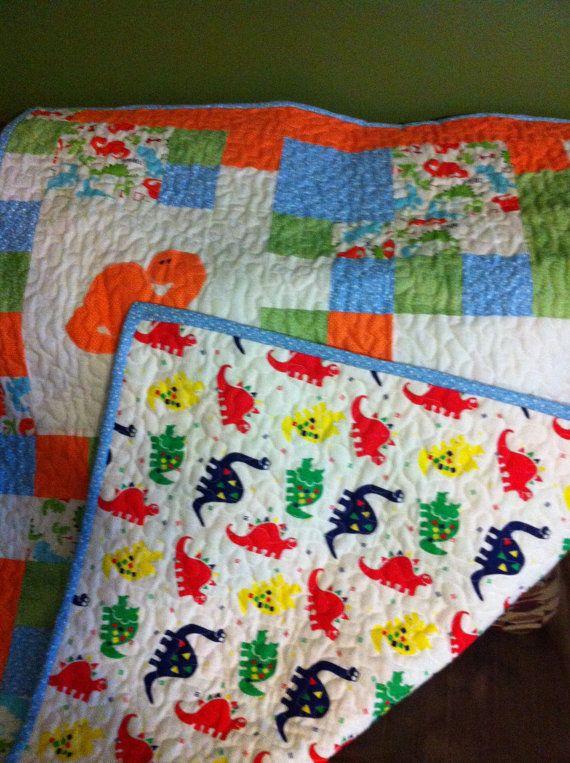 43347215137839127 on Dinosaur Quilt