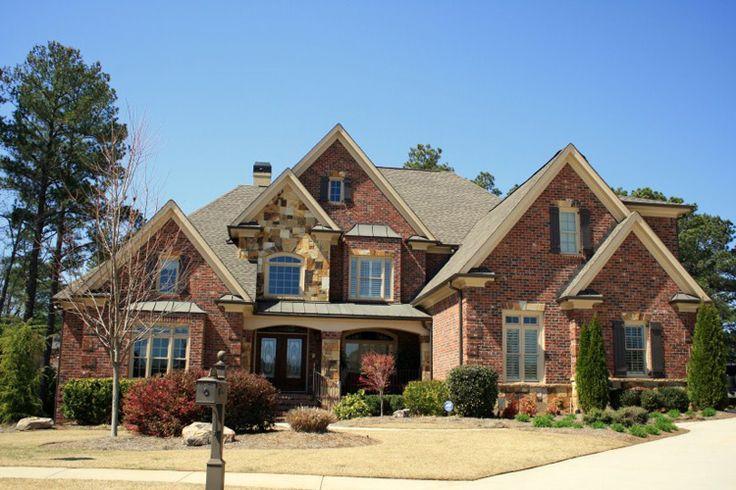 Beautiful home in ga design pinterest for Dream homes georgia