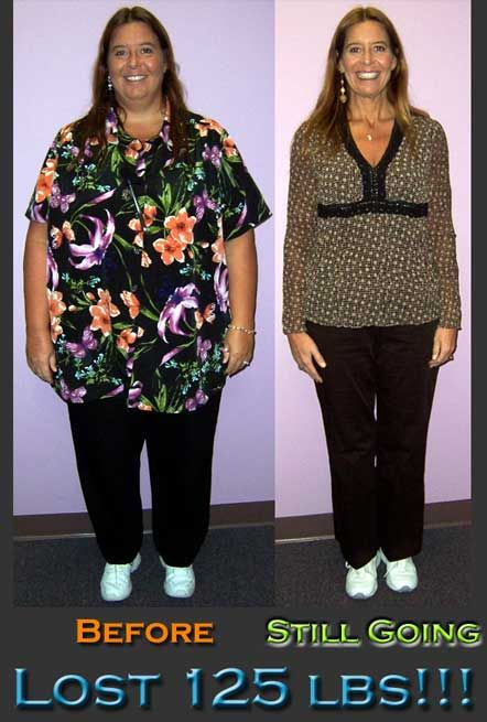 joanna lost 125 pounds 56 8 kg weight loss pinterest