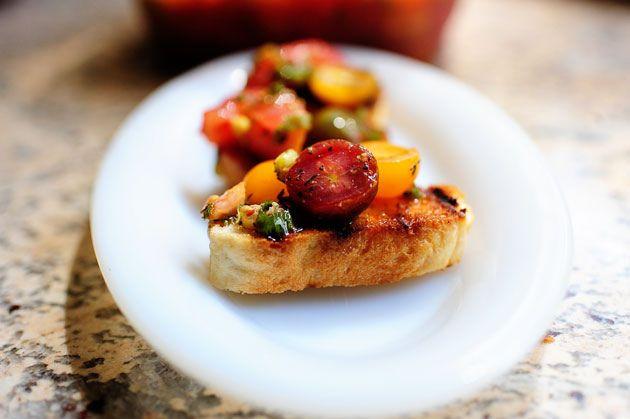Missy's Marinated Tomatoes | Recipe
