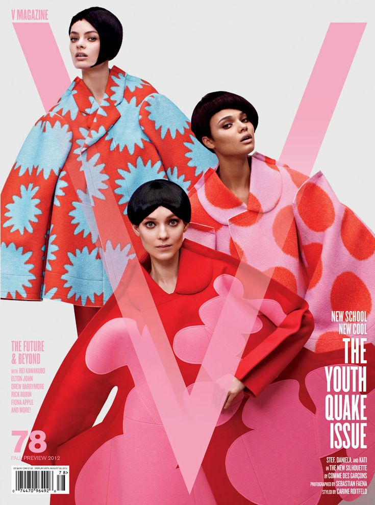 V Magazine Taps Sky Ferreira, Grimes, Charli XCX & Others for its Youthquake Issue