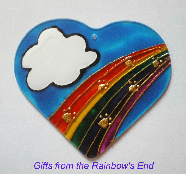 Handmade to order sun catchers to my facebook page prayers 4 paws