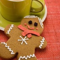 Gluten Free Gingerbread Man Cookies (convert to dairy free) - These ...