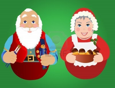 ... /bvdc111000004/10777404-santa-and-mrs-claus-ornaments-or-icons.jpg