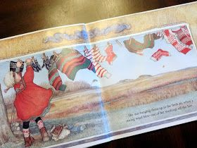 Mom's Tot School: The Hat, by Jan Brett | Preschool Crafts ...