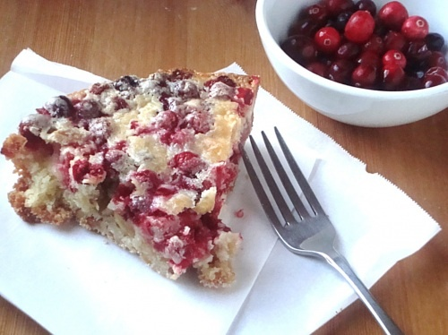 Nantucket Cranberry Pie | Good things to eat | Pinterest