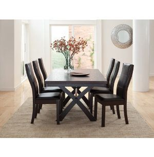 cross town dining collection from art van table