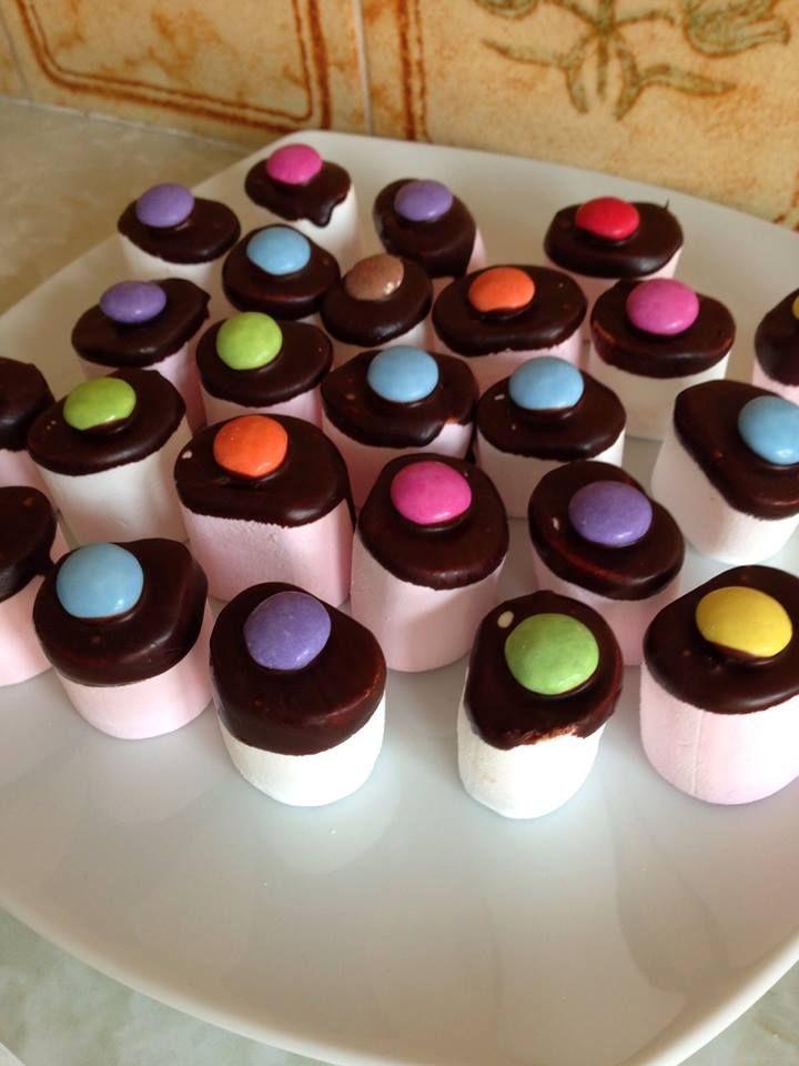Marshmallow Treats | Birthday ideas | Pinterest