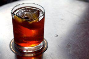 Tartan Day Rob Roy Cocktail Recipe | Yum | Pinterest