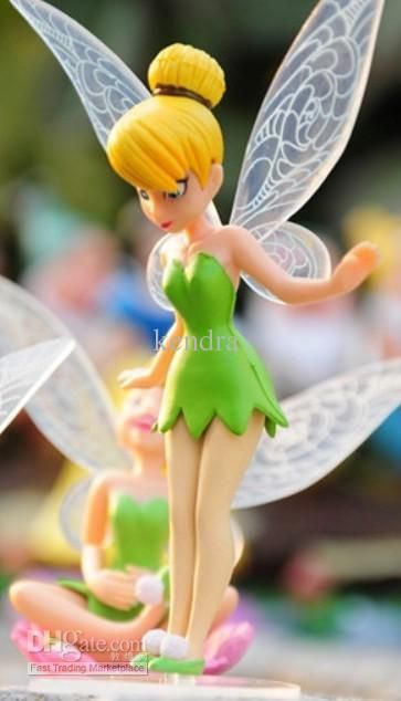 Tinkerbell cake topper | Fairy Birthday | Pinterest