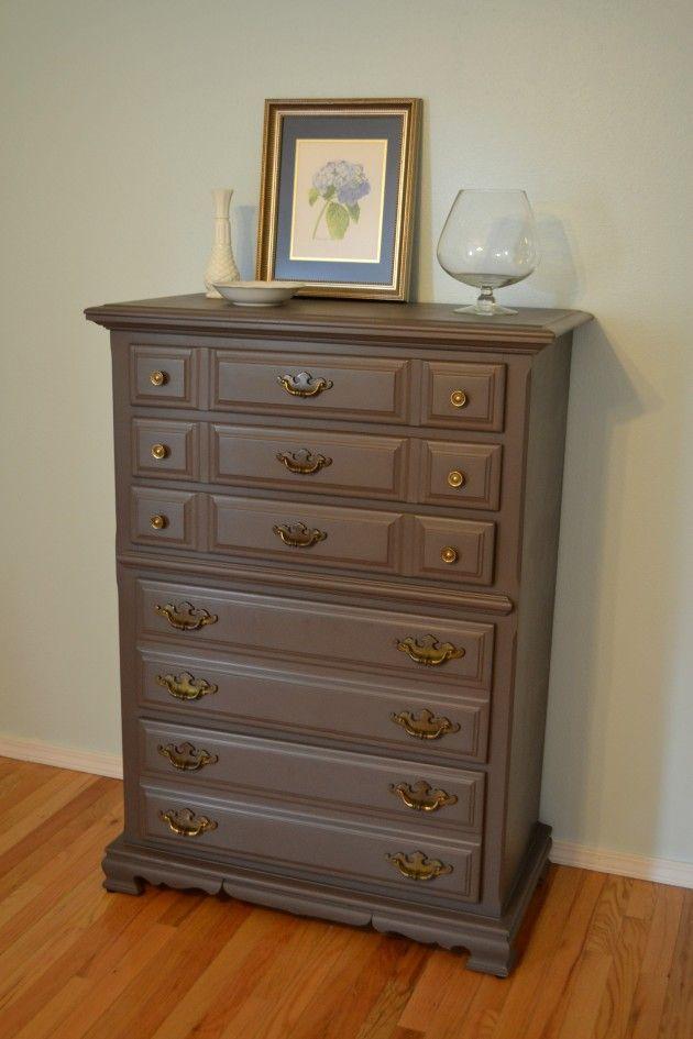Chalk Painted dresser : Furniture redos : Pinterest