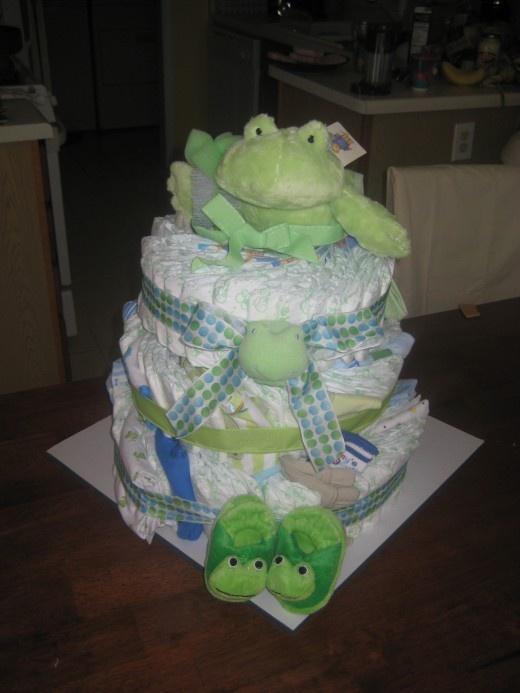 Diaper Cakes Omaha