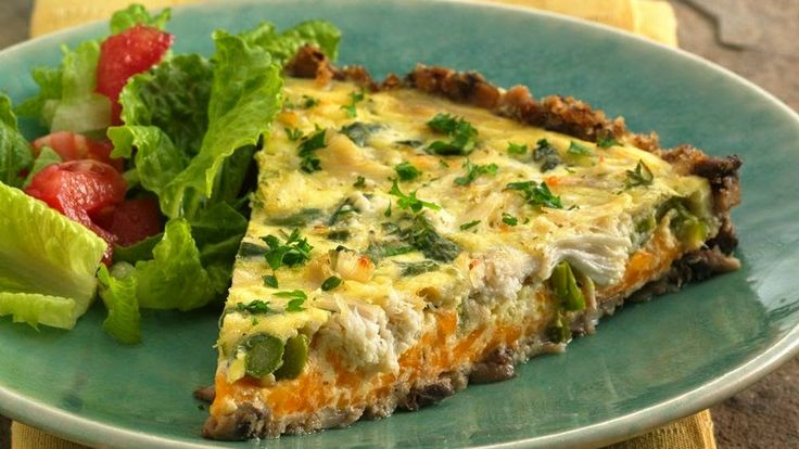 Asparagus Tuna Tart | Kiler Recipes | Pinterest