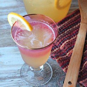 Ginger Beer Lemonade | Recipe Girl