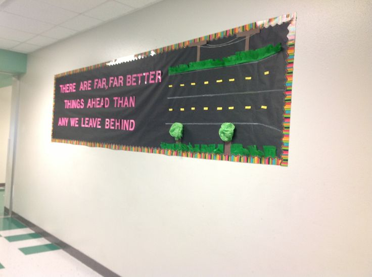 motivational bulletin board classroom quotes pinterest