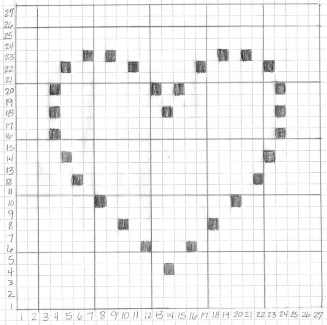 Similiar Alphabet Afghan Pattern On Graph Paper Keywords