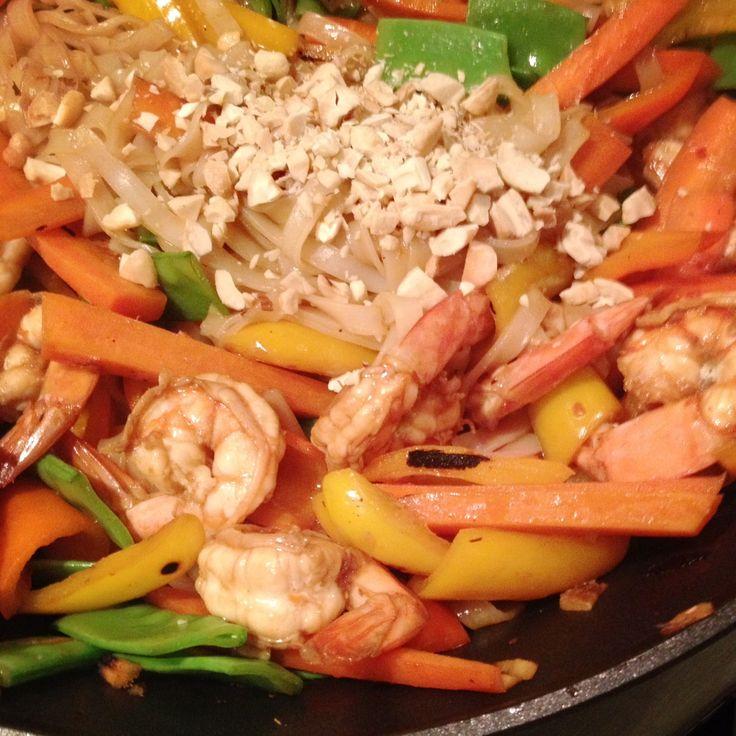 ... shrimp pad thai recipe on food52 quick shrimp pad thai recipes