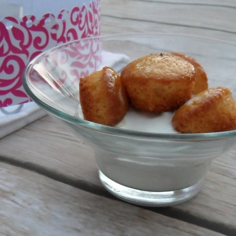 Malva Pudding Cupcakes | DESSERTS | Pinterest
