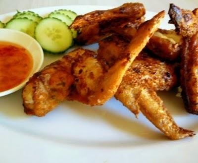 Gai Thod ไก่ ทอด, Thai Fried Chicken