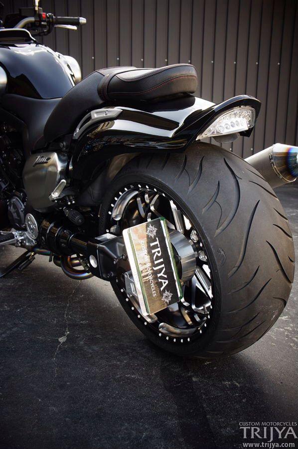 Yamaha Vmax Wheels