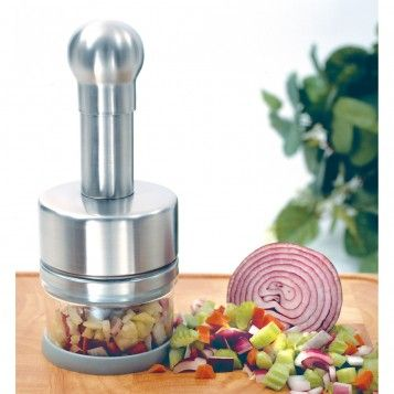 Stainless Steel Chopper, available at the Food Network Store