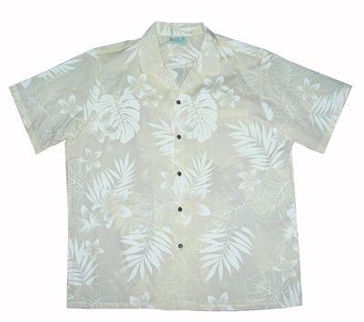 creme hawaiian wedding men shirt wedding secret pinterest