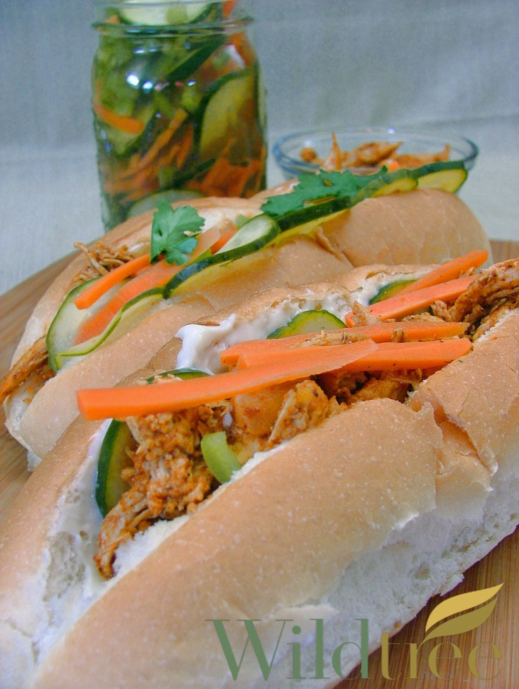 Chicken Carnitas with Quick Homemade Pickles! www.Facebook.com ...