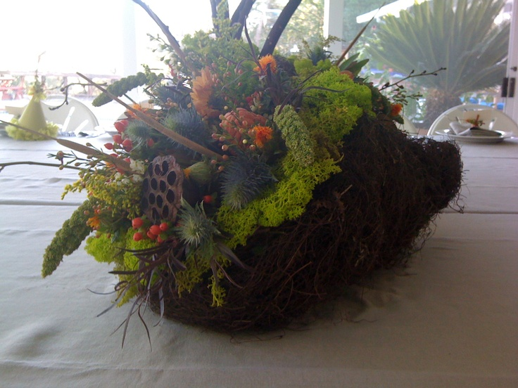 Cornucopia thanksgiving centerpiece floral pinterest