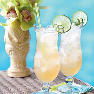 Ginger Lime Cooler