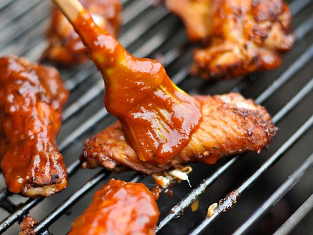 wing week habanero barbecue wings serious eats recipes