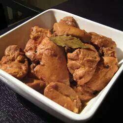 Slow cooker adobo chicken | Kitchen Ideas | Pinterest