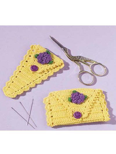 ... sewing kit - free crochet pattern creative crochet Pintere