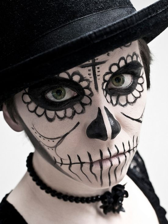 sugar skull makeup ideas halloween Makeup women