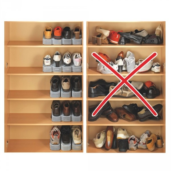 Les 4 range chaussures boutique rangements chaussures pi - Rangement chaussures gain de place ...