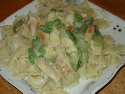 Chicken Pot Pie Pasta | Chicken | Pinterest