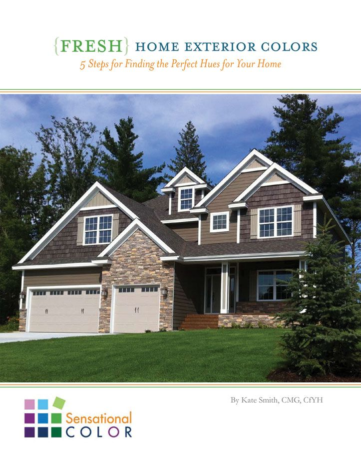 Exterior house colors hot trends fresh home exterior - Trending exterior house colors 2015 ...