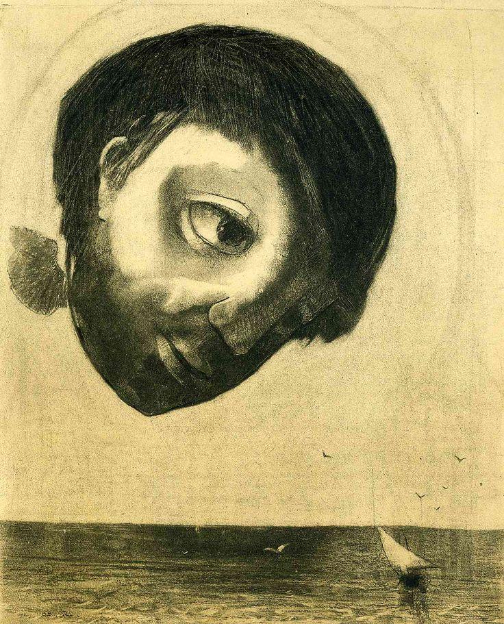 Odilon Redon, (1840-1916)