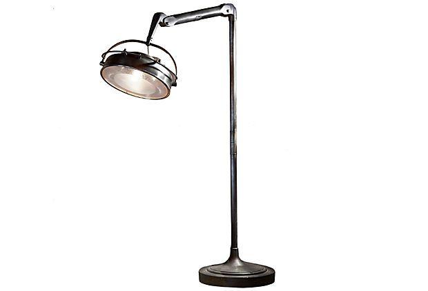 Design Workshop Industrial Floor Lamp Lamps Industrial