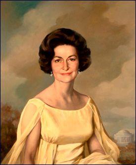 "a biography of claudia alta taylor known as lady bird johnson Lyndon baines johnson was born in  he married claudia alta taylor, known as ""lady bird  lynda bird and luci baines in 1935, johnson became texas."