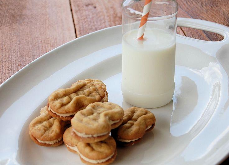 Homemade Nutter-Butters | Recipe