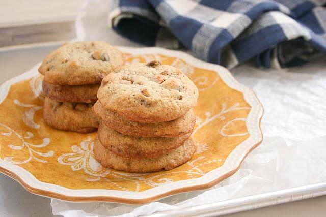 chocolate chip butterscotch cookies   Food   Pinterest