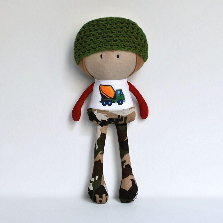 My Teeny-Tiny Doll® Max II