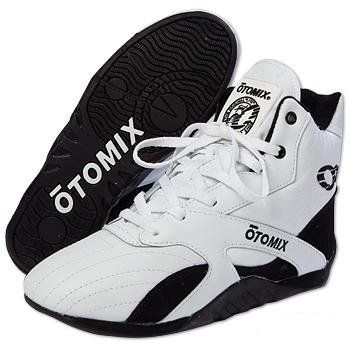Otomix M4000 Power Trainer Shoe - White / Black - Size - 10 by Otomix
