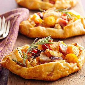 tarts try these individual savory tarts that combine bacon goat cheese ...